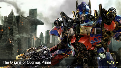 The Origins of Optimus Prime