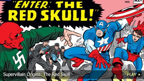 Supervillain Origins: The Red Skull  WatchMojo.com