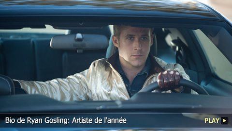 Bio de Ryan Gosling: Artiste de l'anne
