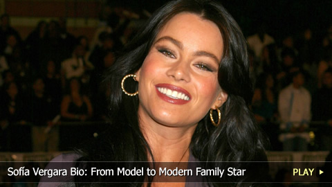 Sofía Vergara Bio: From Model to Modern Family Star