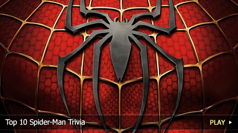 Top 10 Spider-Man Trivia