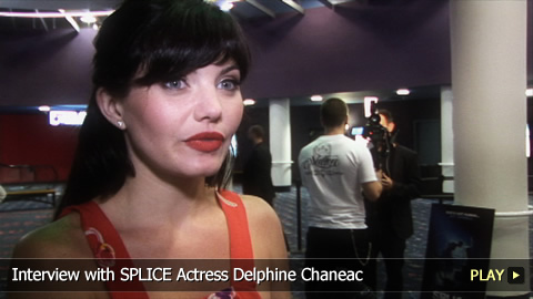 Interview With SPLICE Actress Delphine Chaneac