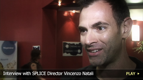 Interview With SPLICE Director Vincenzo Natali