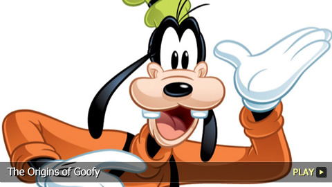 The Origins of Goofy