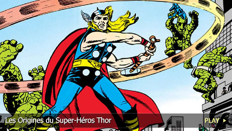 Les Origines du Super-Héros Thor