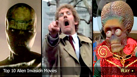 Top 10 Alien Invasion Movies