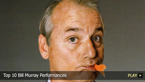 Top 10 Bill Murray Performances