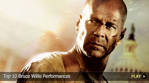 Top 10 Bruce Willis Performances