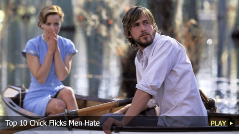 Top 10 Chick Flicks Men Hate
