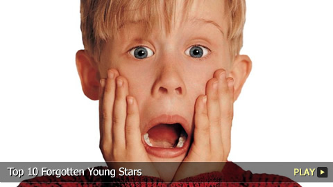 Top 10 Forgotten Young Stars