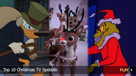 Top 10 Christmas TV Specials