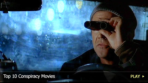 Top 10 Conspiracy Movies