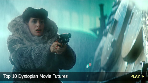 Top 10 Dystopian Movie Futures
