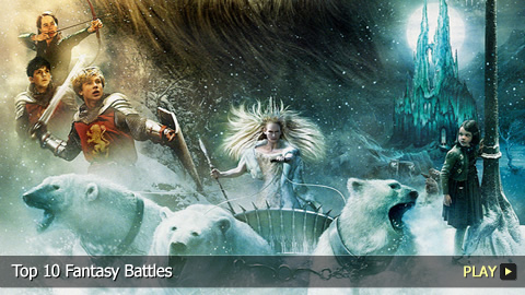 Top 10 Fantasy Battles