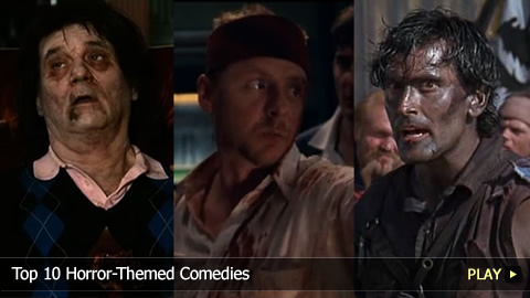 Top 10 Horror-Themed Comedies
