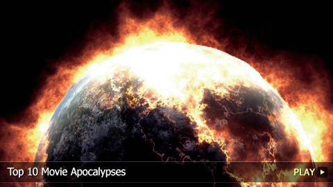 Top 10 Movie Apocalypses
