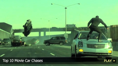 Top 10 Movie Car Chases
