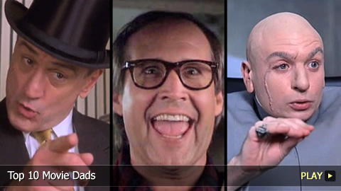 Top 10 Movie Dads