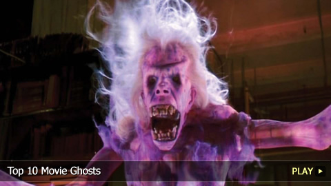 Top 10 Movie Ghosts