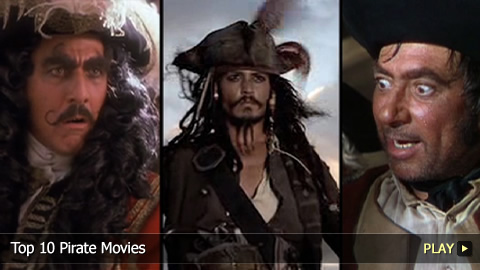 Top 10 Pirate Movies