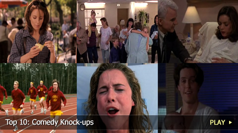 Top 10: Comedy Knock-ups