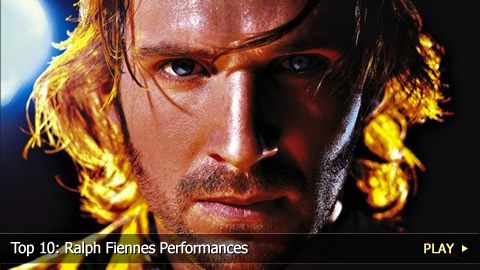 Top 10: Ralph Fiennes Performances