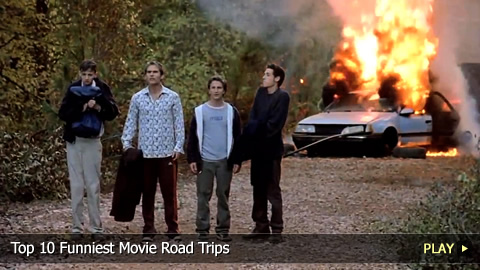 Top 10 Funniest Movie Road Trips