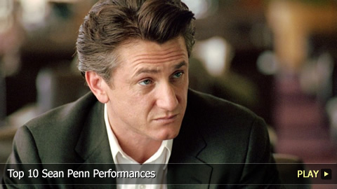 Top 10 Sean Penn Performances
