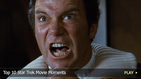 Top 10 Star Trek Movie Moments