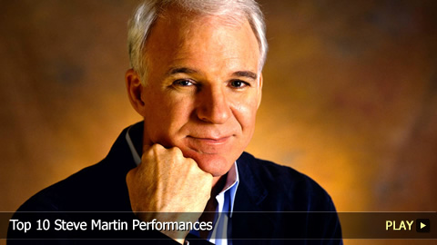 Top 10 Steve Martin Performances