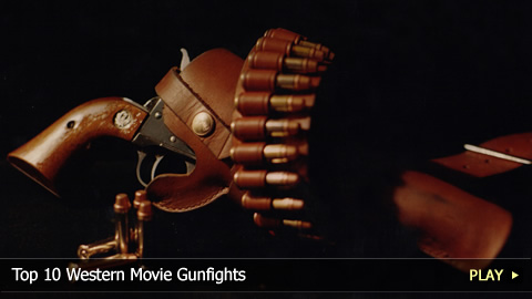 Top 10 Western Movie Gunfights