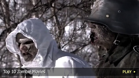 Top 10 Zombie Movies