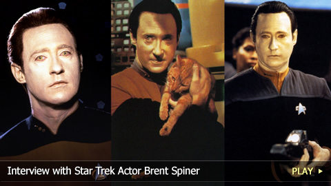 Interview with Star Trek Actor Brent Spiner