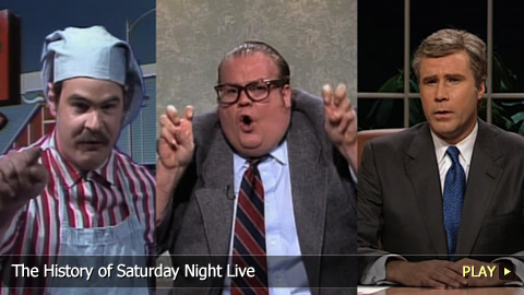 The History of Saturday Night Live