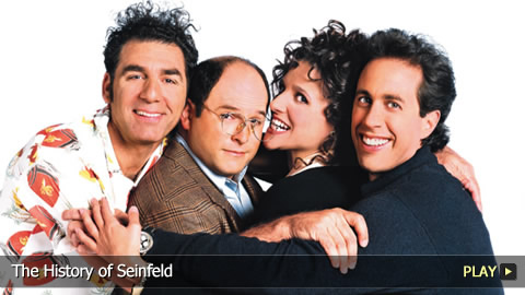 The History of Seinfeld