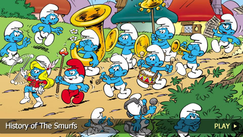 History of The Smurfs
