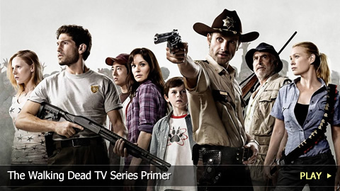 The Walking Dead TV Series Primer