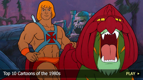 Top 10 Cartoons of the 1980s