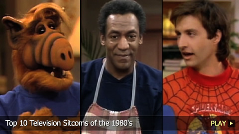 Top 10 Television Sitcoms of the 1980s