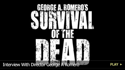 George A. Romero Talks About Survival Of The Dead