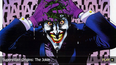 Supervillain Origins: The Joker