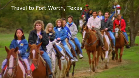 Travel to Fort Worth, Texas