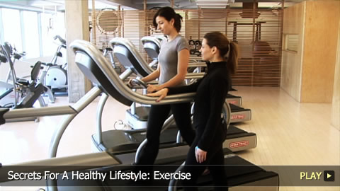 Secrets For A Healthy Lifestyle: Exercise