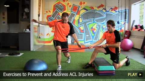 Exercises to Prevent and Address ACL Injuries