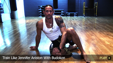 Train Like Jennifer Aniston With Budokon