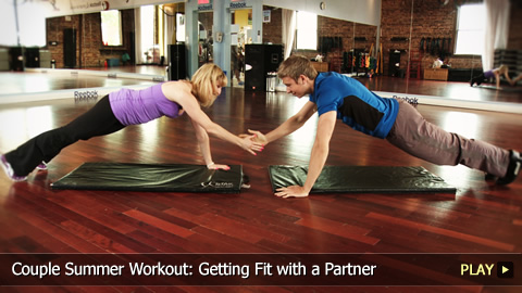 Couple Summer Workout: Getting Fit with a Partner