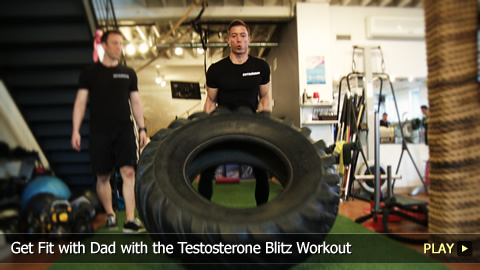 Partner Workout: Testosterone Blitz