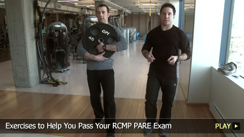 Exercises to Help You Pass Your RCMP PARE Exam