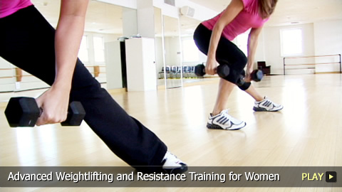 Advanced Weightlifting and Resistance Training for Women
