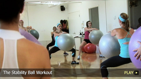 The Stability Ball Workout